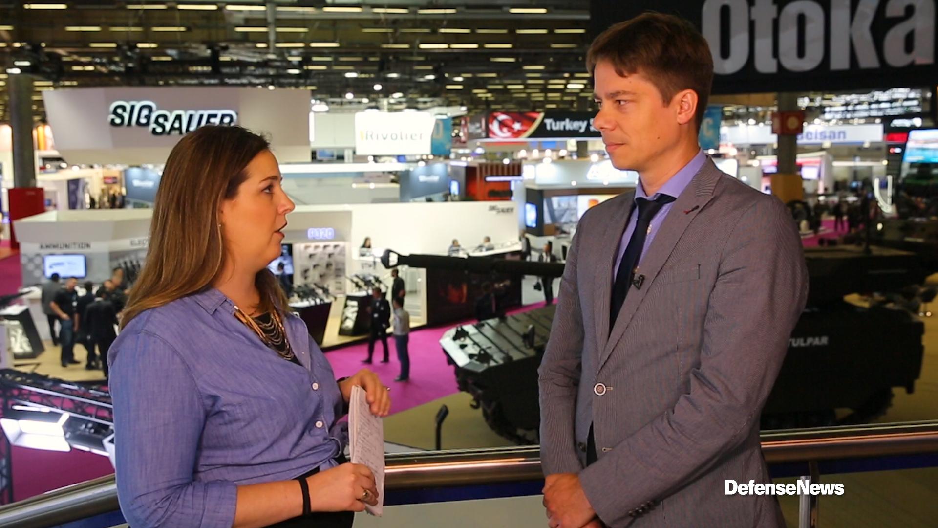 New vehicles and interesting trends dominate Eurosatory 2018