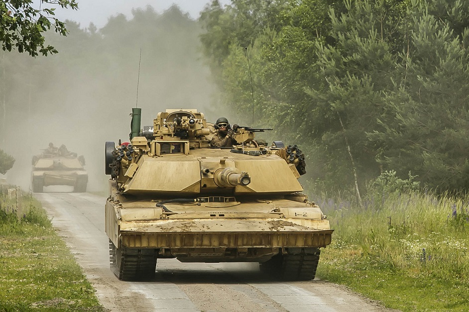 NATO trains in Baltics as Russia watches